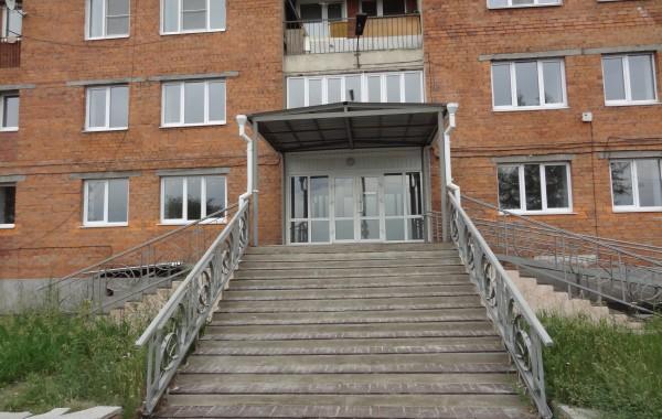 Капитальный ремонт административно-гостиничных помещений 1-2 этажа в здании общежития, 1й Советский переулок г.Иркутска
