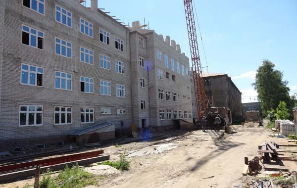 Инженерные сети и система диспетчеризации инженерных сетей ИГЭУ, г.Иваново