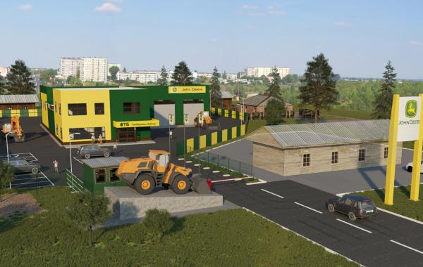 Центр технической поддержки филиала ООО «Тимбермаш Байкал» в г. Улан-Удэ.